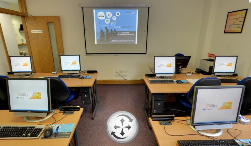Mullan Training Virtual Tour