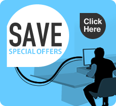 SAVE – Special Offers – Click Here...
