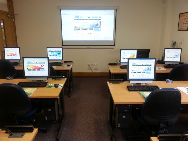 IT Training Suite in Belfast City Centre NI