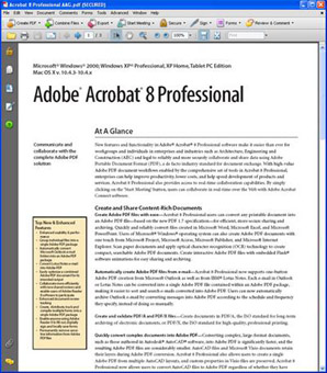 Introduction to Adobe Acrobat Training in Belfast Northern Ireland OR On your Own Premises - CALL TO BOOK