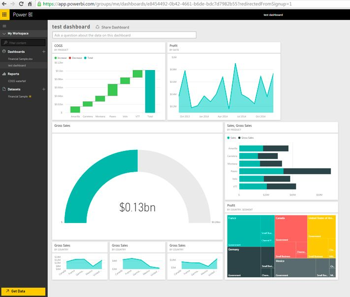 New Course - Microsoft Power BI Introduction training in