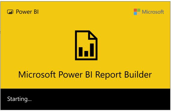NEW COURSE - Power BI Paginated Report Builder