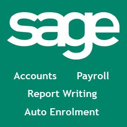 Sage 50 Accounts & Payroll training courses in Belfast and throughout Northern Ireland