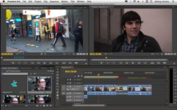 Adobe Premiere CS6 Training Courses in Belfast and Northern Ireland