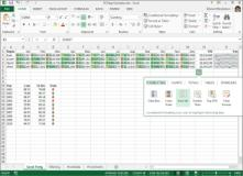 Excel Advanced 2007, 2010, 2013