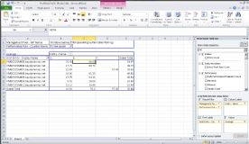 Pivot table advanced excel training course in Belfast Northern Ireland