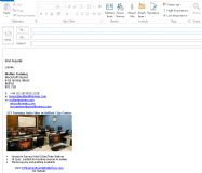 outlook tips & tricks signature mullan it training