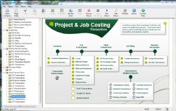 sage job costing IT courses at Mullan Training
